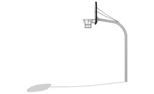 streetballst nder 2 60m mit amerikanischem zielbrett fritz m ller gmbh. Black Bedroom Furniture Sets. Home Design Ideas
